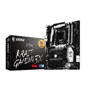 MSI Z170A KRAIT GAMING 3X Z170マザーボード MSI 30周年記念モデル MB3589