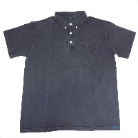 (グッドオン) GOOD ON MENS S/S POLO TEE[PIGMENT NAVY]S
