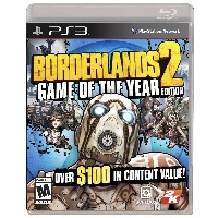 Borderlands 2 Game of the Year Edition (輸入版:北米) - PS3