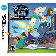 Phineas and Ferb: Across the 2nd Dimension (輸入版)