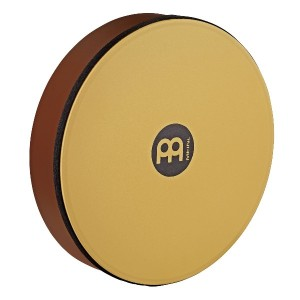 "MEINL Percussion マイネル フレームドラム Synthetic Head Hand Drum 12"" HD12AB-TF 【国内正規品】"