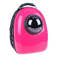 U-pet Innovative Patent Bubble Pink Pet Carriers Backpack