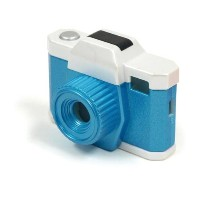 LEADWORKS Mini Digital Camera トイデジカメ ブルー
