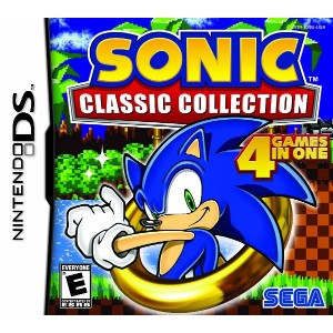 Sonic Classic Collection-Nla