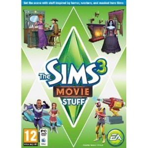 The Sims 3: Movie Stuff (PC DVD) (輸入版)