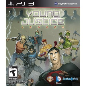 Young Justice Legacy (輸入版:北米)