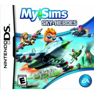 My Sims Sky Heroes (輸入版:北米) DS