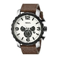 Fossil Nate Mens Chronograph Watch