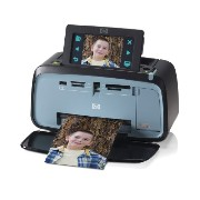 HP Photosmart A628 Compact Photo Printer Q8545A#ABJ