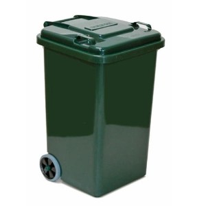 PLASTIC TRASH CAN 65L(グリーン)