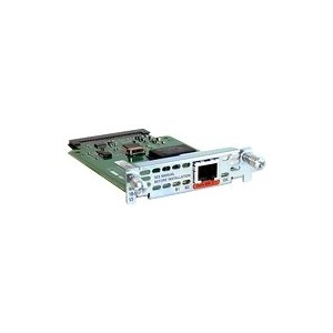 CISCO 1-Port ISDN WAN Interface Card (dial and leased line) WIC-1B-S/T-V3=