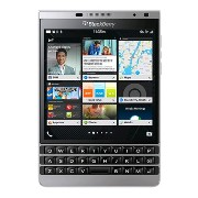 (SIMフリー) BlackBerry Passport SQW100-4 Silver [並行輸入品]