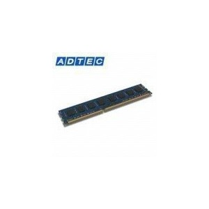 アドテック Mac用 DDR3 1066/PC3-8500 Unbuffered DIMM 2GB ECC ADM8500D-E2G