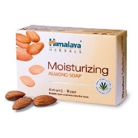 Himalaya Moisturizing Almond Soap 125g
