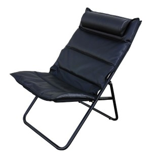 SPICE Manhattan FOLDING CHAIR BK CPC226BK