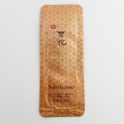 30 X Sulwhasoo Sample Concentrated Ginseng Renewing Cream 1ml. Super Saver Than Normal Size[行輸入品]