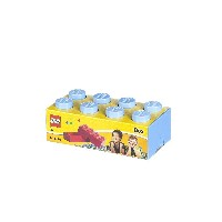 LEGO Lunch Box8 水色