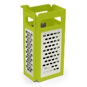 Joseph Joseph 4-in-1 Fold-Flat Grater Plus, Green by Joseph Joseph [並行輸入品]