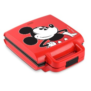 Disney DCM-41 Classic Mickey Waffle Stick Maker, Red by Disney