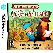 Professor Layton and the Curious Village-Nla