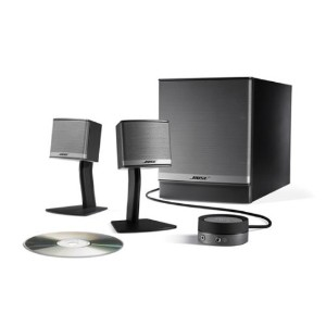 Bose Companion 3 Series II multimedia speaker system : マルチメディアスピーカー