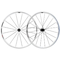 SHIMANO(シマノ) WH-RS21-FRW T 11段クリンチャー 前後セット ホワイト