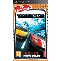 Test Drive Unlimited - Essentials (PSP) (輸入版)