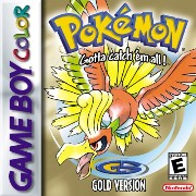 Pokemon Gold (輸入版)