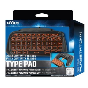 TYPE PAD for DUALSHOCK4 オレンジ