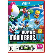New Super Mario Bros U + New Super Luigi U (2 Game