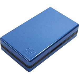 HOUSE USE PRODUCTS(ハウスユーズプロダクツ) シガレットケース SLIDE CIGARETTE CASE QUIT 10P BLUE HFT101 [正規代理店品]