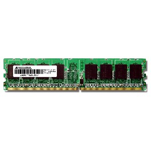 グリーンハウス FUJITSUサーバ用 PC2-4200 240pin DDR2 SDRAM ECC DIMM 2GB GH-DS533-2GECF