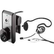 Logicool Qcam for Notebooks Pro with Headset