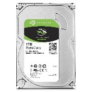 【Amazon.co.jp限定】Seagate 内蔵HDD Barracuda 3.5inch SATA 6Gb/s 1TB メーカー保証2年+1年 ST1000DM010/EWN (FFP)