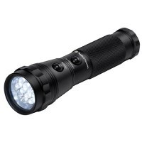 Smith & Wesson Galaxy 12LED FLASHLIGHT SWL1222 【白+赤+青+緑LED搭載】