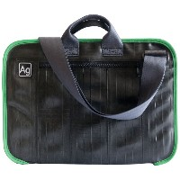 """Alchemy Goods (アルケミーグッズ) WESTLAKE 13"""" ノートPC用ブリーフケース 〔Grass〕 【Made in USA】 AG-1275-3 グラスグリーン"""
