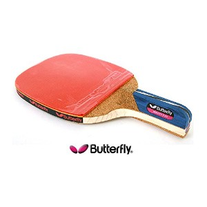 BUTTERFLY卓球ラケットパドル - ADDOYのP30ペンホルダーグリップGM011 BUTTERFLY Table Tennis Racket Paddle - ADDOY P30...