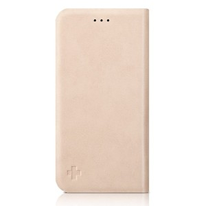 Simplism iPhone 6s/6 FlipNote Pocket ケース クリーム TR-FNPIP154-NCR