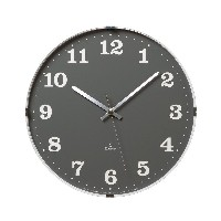 Lemnos beta clock グレー PC06-09 GY