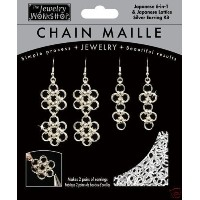 Chain Maille ピアス制作 キット