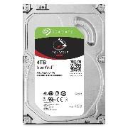 【Amazon.co.jp限定】Seagate 内蔵HDD IronWolf 3.5inch SATA 6Gb/s 4TB メーカー保証3年+1年 ST4000VN008/EWN
