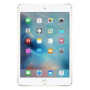 SoftBank iPad mini4 Wi-Fi Cellular 16GB Gold