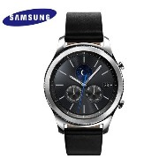 SAMSUNG GALAXY GEAR S3 CLASSIC SM-R770 Smart Watch Wi-Fi Bluetooth