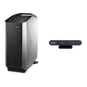 Dell ゲーミングパソコン ALIENWARE Aurora Core i7K 水冷モデル 17Q34/32GB/512GB(SSD)+2TB(HDD)/GTX1080/Windows10 +...
