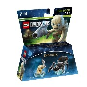 LEGO Dimensions: Fun Pack - Lord of the Rings Gollum (輸入版)