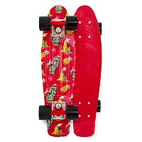 Penny Skateboard(ペニースケートボード) PENNY WEIRD SERIES COMPLETE 0PWR1 ISLAND ESCAPE 全長22インチ(約56cm)、幅約15cm