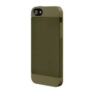 SwitchEasy iPhone 5s/5用ケース TONES for iPhone 5s/5 Military Green ミリタリーグリーン SW-TON5-MG