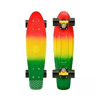 Penny Skateboard(ペニースケートボード) FADES COMPLETE(フェーズ コンプリート) Red/Yellow/Green(レッド/イエロー/グリーン) 全長22インチ...