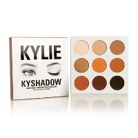 Kylie Cosmetics(カイリーコスメティック)The Bronze Palette KYSHADOW 9色アイシャドウパレット 国内発送