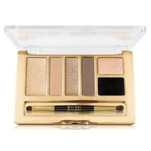 MILANI Everday Eyes Powder Eyeshadow Collection - Must Have Naturals (並行輸入品)